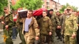 Ukrainian Separatist Leader Laid To Rest