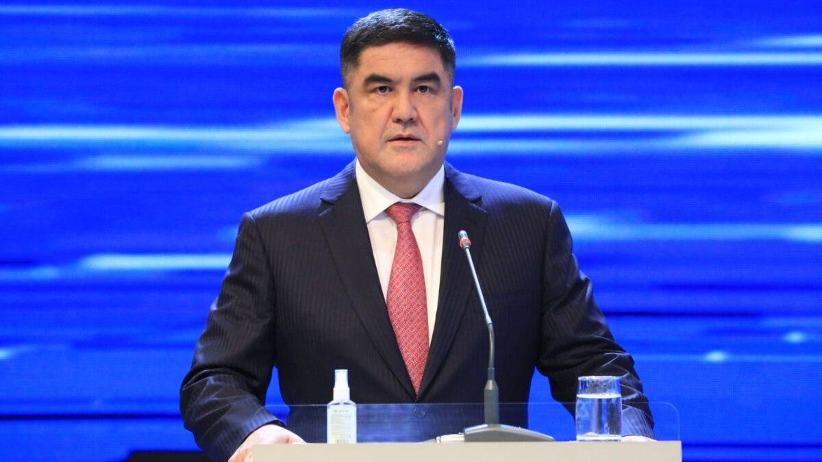Former Kyrgyz Deputy Interior Minister Asanov Sent To Pretrial Detention Again