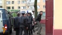 Судзяць удзельнікаў Чарнобыльскага Шляху