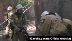 Пожежа в Криму, 23 травня 2021 року (ілюстративне фото)