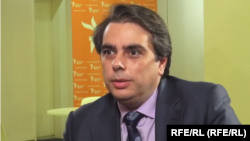 Асен Василев, служебен министър на финансите