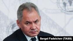 ՌԴ պաշտպանության նախարար Սերգեյ Շոյգուն, արխիվ