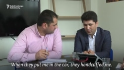 Opposition Activist: 'I Was Kidnapped By The Tajik Government'
