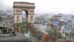 Франция ввела мораторий на повышение топливных сборов