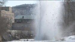 Башкортстанда язшы ташкын алдыннан боз шартлату башланды