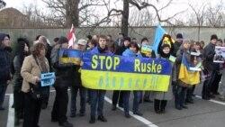 «Стоп путінській окупації України»