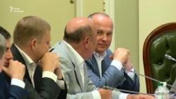 Рабіновича розкритикували за російську мову на засіданні підготовчої депутатської групи – відео