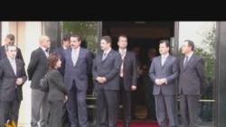 Susret armenijskog i turskog predsjednika
