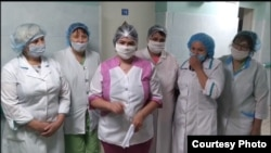 Работники ПНИ в Сыктывкаре