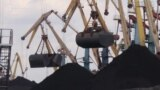 U.S. Coal Shipment Arrives In Ukraine