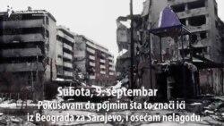 Stanković: Naterali su me da osećam nelagodu u Sarajevu