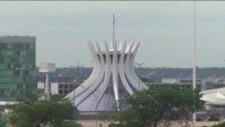 Vdes arkitekti 104-vjeçar, Oscar Niemeyer