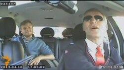 Премьер-министр Норвегии один день поработал таксистом