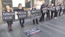 'Žene u crnom' pamte žrtve zločina