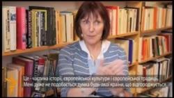 Марина Левицька – народжена в Німеччині британська письменниця з українським корінням