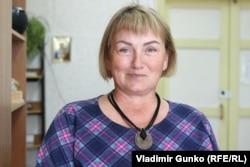 Учительница из Скородума Татьяна Чисталева