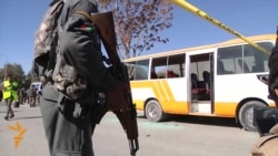 Bombings Kill Ten Policemen In Afghanistan