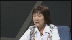 Тараза ташында Кыргызстан турат. 2-бөлүк