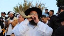Orthodox Jews Celebrate New Year At Pilgrimage Site In Ukraine