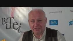 Regizorul Varnas despre misiunea artei