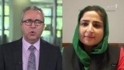 انارکلي هنریار د افغانستان پر یو موټي خاوره د وطن مینه ماتوي