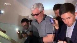 Кубанычбек Кулматов взят под стражу