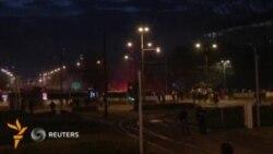 Варшава полицияси намойишчиларни куч билан тарқатди