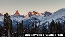 Горнолыжный курорт Ергаки в Красноярском крае