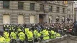Лондон: жыйындан мурда башталган жүрүштөр