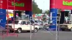 Олибсотарларга бензин сотаëтган UzGazOil