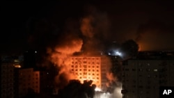 Борбите меѓу Израелците и Палестинците ескалираат