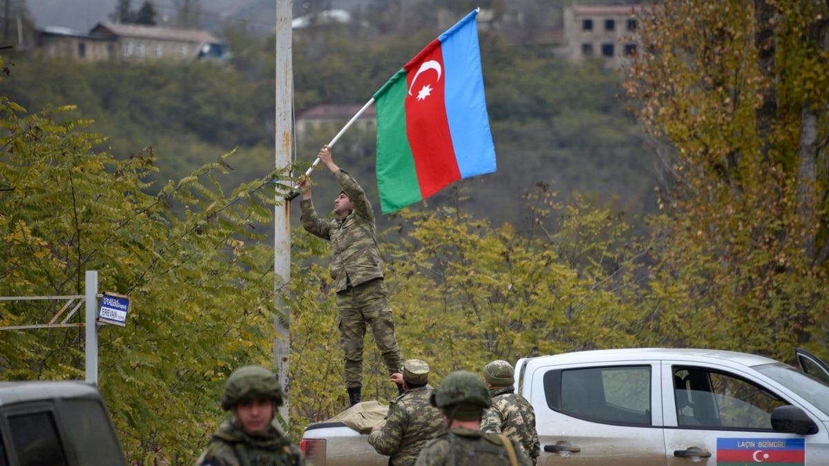 Провокация в Нагорном Карабахе со стороны ВС Азербайджана привела к ранению троих резервистов НКО