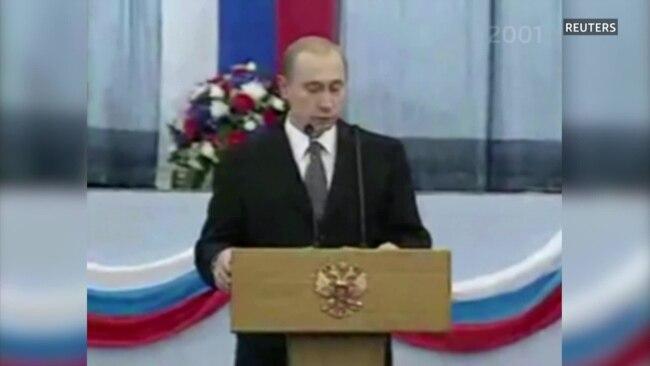 Владимир Путин об изменении Конституции