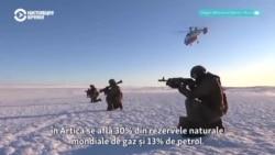 Ce interese militare și economice are Rusia în Arctica