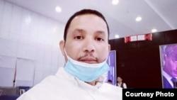 Саудовец Мансур Али Касым