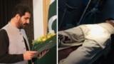 د خیبر پښتونخوا صوبايي وزیر اقبال وزیر او په روغتون کې پر کاوچ پروت ټپي تن ډاکټر هاشم خان نومېږي.