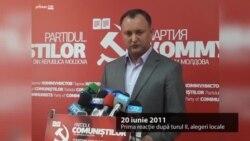 Igor Dodon când a pierdut alegeri, 2011-2015