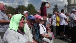 Thousands Rally Against Moldovan Government