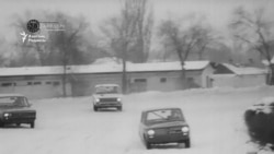 """Алматыдағы """"Жигулилер"""" жарысы. 1978 жыл"""