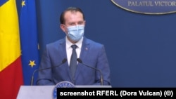 Romania Prime Minister Florin Citu