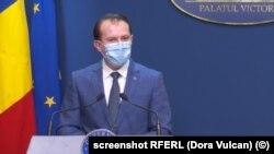 România - Premierul Florin Cîțu