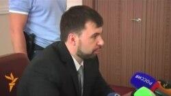 Донецки сепаратистлары Русиядән ярдәм сорый