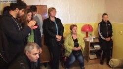 Встреча с родственниками десантников из Костромы