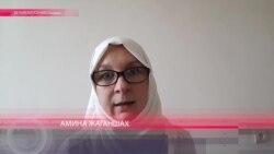 """Амина Жиганшах: """"Почему считается что раздеть женщину - это освободить женщину?"""""""