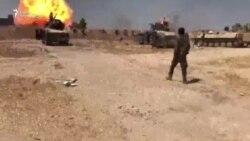 """ერაყის ძალები იბრძვიან """"ისლამური სახელმწიფოსგან"""" ტალ-აფარის გასათავისუფლებლად"""