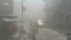 Внаслідок вибуху в Пакистані загинули понад 20 людей