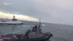 Rusia kap anijet ukrainase në përleshjen detare