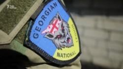 Грузинські офіцери воюють на боці України у Троїцькому (відео)