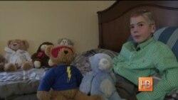 Бостонские врачи спасли украинского мальчика с ожогами 75% поверхности тела