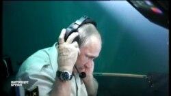 Владимир Путин опустился в батискафе на дно Черного моря
